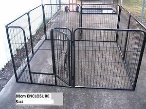 BRAND NEW Pet Dog Encl Play Pen Run-80cmHx80cmWx8 PANEL Kingston Logan Area Preview