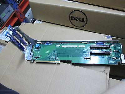 Dell PowerEdge 2950 2970 PCIe x8 x4 Riser Board - YW982 H6183