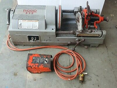 Ridgid 535 Pipe Threading Machine  Threader 18 To 2 115v