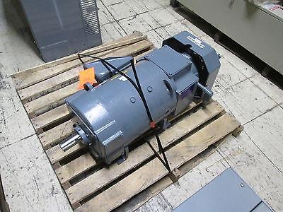 Saftronics Dc Motor W Pulse Generator 5cd174xa031a001 20hp 25003000rpm 240v