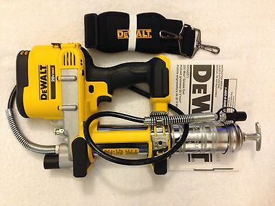 New Dewalt DCGG571B 20V 20 Volt Max Lithium Ion Cordless Grease Gun (Bare tool)
