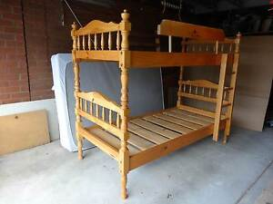 Double Bunk Single Beds Noble Park North Greater Dandenong Preview