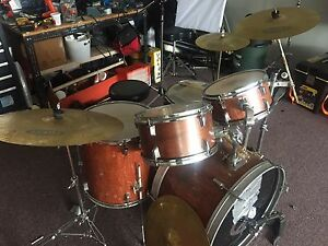 Drum set willing to trade