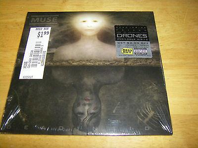 (Muse Dead Inside / Psycho Promo CD Single Sealed)