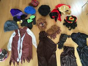 DRESSUPS - COSTUMES AND WIGS - BARGAIN Unley Unley Area Preview