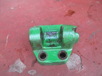 1965 John Deere 3020 Gas Farm Tractor 3 Point Hitch Top Link Bracket Free Ship