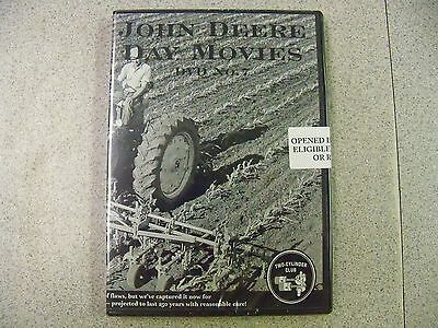John Deere Day Movie Dvd 7 Two-cylinder 20 Series 1958 420 C 720 820 Cutaway