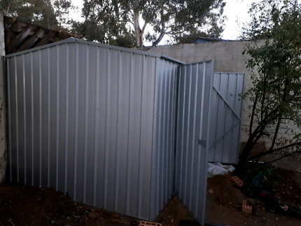 Secure Storage Shed at belconenn town centre 2.5m x 3.8m x 2.8m  Belconnen Belconnen Area Preview