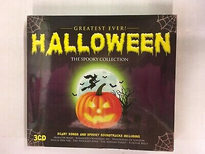 Greatest Ever! Halloween - Spooky Coll' Monster Mash/Witch Dr/.. NEW Sealed BW18 ()