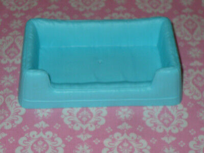 Mattel Barbie Doll Accessory NEWBORN PUPS REPLACEMENT LARGE PET BED Dream House