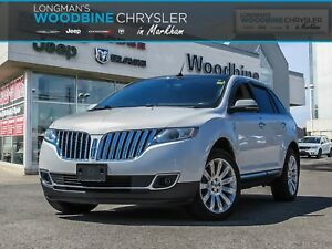 2013 Lincoln MKX AWD NAV Panoramic Roof