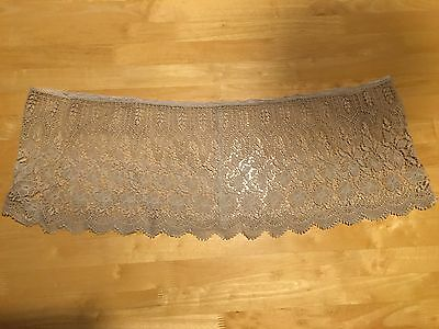 Antique Vintage 17th 18th 19th Century Dress Lace Collar