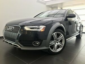 2016 Audi A4 allroad B & O, Angles Morts Technik