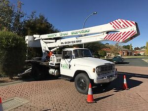 EWP/ elevated work platform/ Cherry picker/ travel tower Moama Murray Area Preview