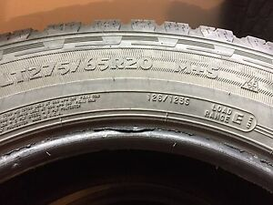 Wild Country 10 ply tires
