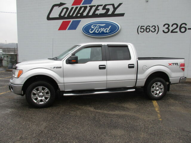 Image 1 of Ford: F-150 XLT Silver…
