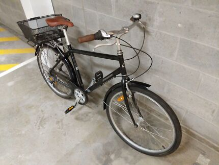 Awesome bike with basket