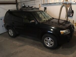 2005 Ford Escape All Wheel Drive