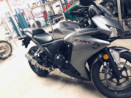 Honda CBR500RA lams approved Raby Campbelltown Area Preview