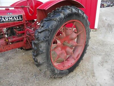Mccormick Deering Farmall Ih F12 F14 H Tractor 11 X 38 Atlas Pullin Tread Tires