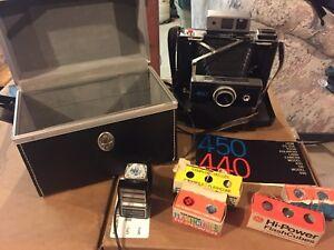 Polaroid Land Camera Model 450