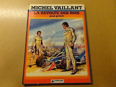ALBUM BD / MICHEL VAILLANT 31: LA REVOLTE DES ROIS | EO