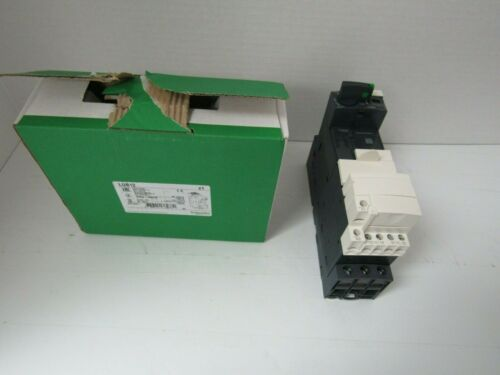 SCHNEIDER ELECTRIC LUB12 MOTOR STARTER POWER BASE