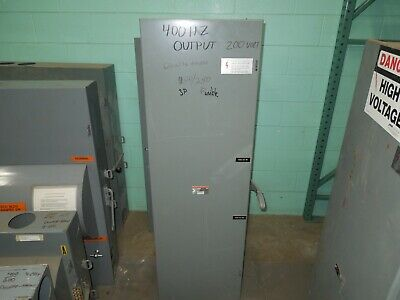 Ite F325dt 400a 3ph 3p 240vac Double Throw Fusible Manual Transfer Switch
