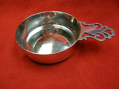 Vintage Tiffany Sterling Porringer 7.49 Troy Ounces