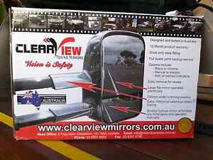 Clear View Side Mirrors (extendable) Hamilton Newcastle Area Preview