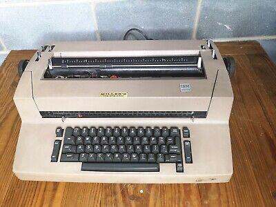 Vintage Ibm Typewriter Selectric Ii Vintage Heavy Duty Typewriter