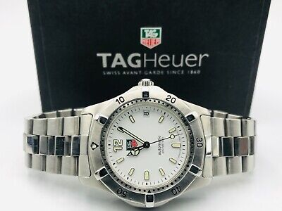 Tag Heuer 2000 Automatic Full Size Men's Watch - WK2110