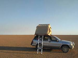 4WD Nissan Pathfinder 2001 with rooftop tent and camping gear Albany Albany Area Preview