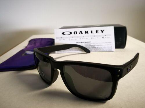 NEW Oakley INFINITE HERO Holbrook Sunglasses Blue Black Black Iridium OO9102-D4