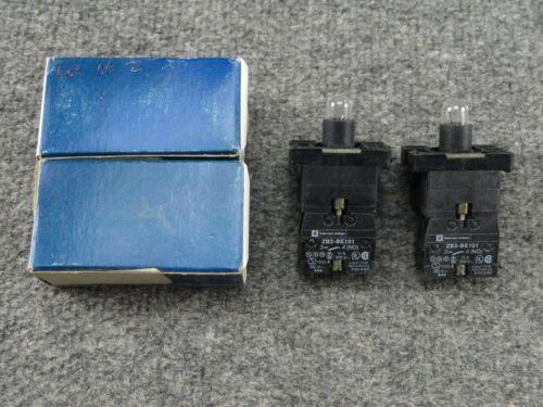 Lot of (2) New Unused Telemecanique ZA2BW061-24 Indicating Light