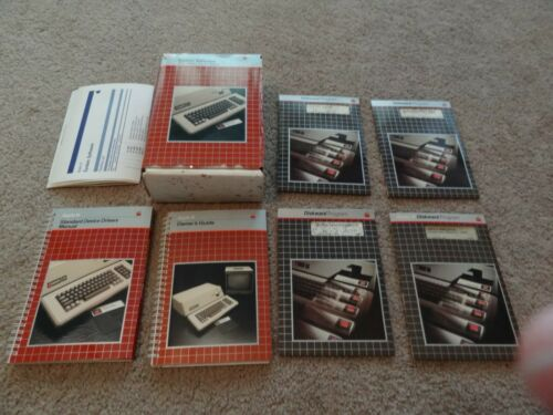 Apple III System Software - Manuals + Disk