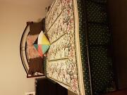 Nice double bed frame with mattress Truganina Melton Area Preview