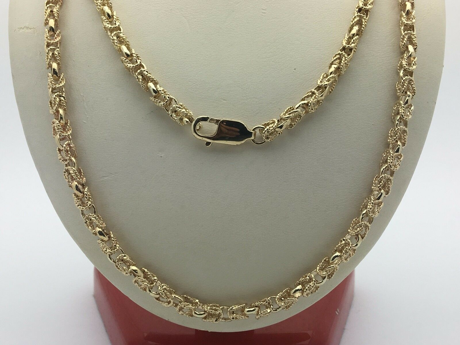row winsor necklace rose double bishop gold trapeze diamond chains