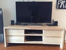 TV Cabinet North Willoughby Willoughby Area Preview