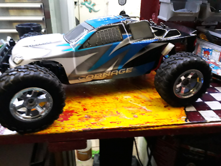 Rc 1:10 ftx carnage