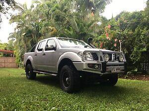2007 Nissan Navara Ute Mackay Mackay City Preview