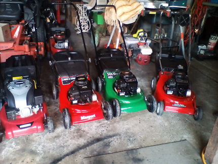 Reconditioned Hand Mowers