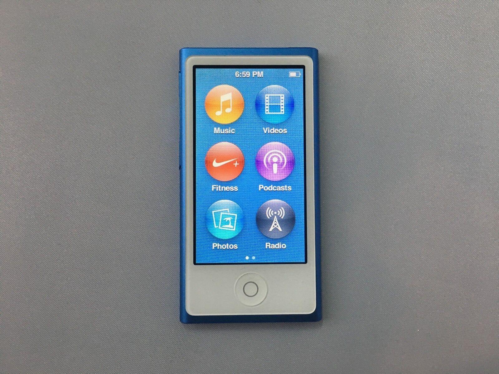 ipod nano 7th generation - HD1600×1200