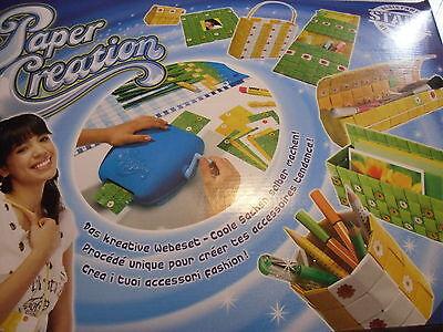 PAPER CREATION Crea i tuoi oggetti carta divertendoti coordinatrice RAVENSBURGER