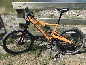 Cannondale Prophet Mountain Bike