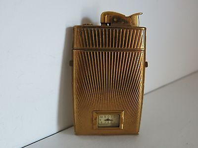 Vintage Evans Cigarette Holder/Lighter with Watch