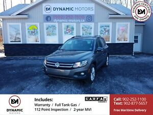 2016 Volkswagen Tiguan Special Edition AWD! CAMERA! OWN FOR $...