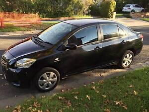 Toyota Yarris sedan  / One lady owner, 4 New tyres, Long Rego, RWC Ormond Glen Eira Area Preview