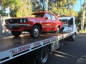 Tow truck  service Minto Campbelltown Area Preview
