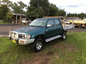 Toyota Hilux Dural Hornsby Area Preview
